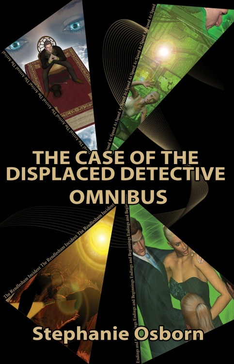 The Case of the Displaced Detective Omnibus